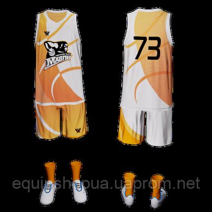Баскетбольная форма EXCLUSIVE, фото 2