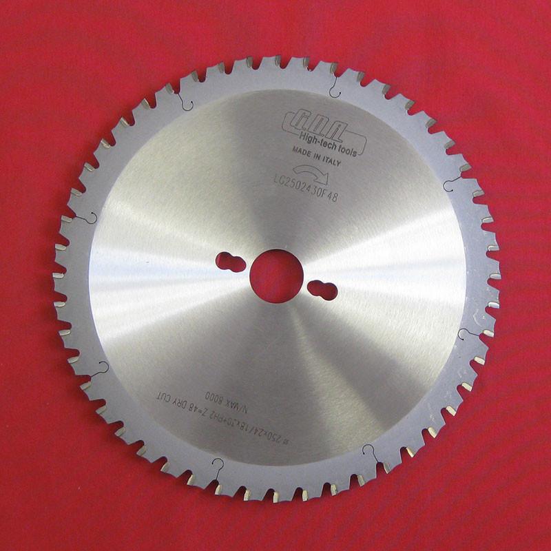 Пила для вологого різання металу D160x20x2,2 Z30 LG1602220F30