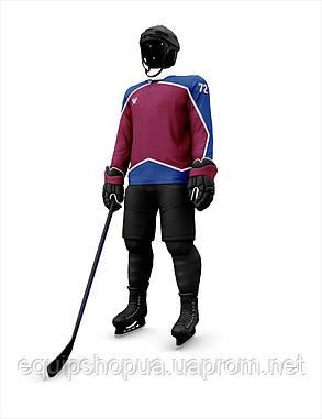 Хоккейная майка 13 UFOO, фото 2