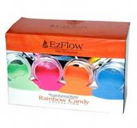 Набор цветного акрила для дизайна Rainbow Candy EZ Flow