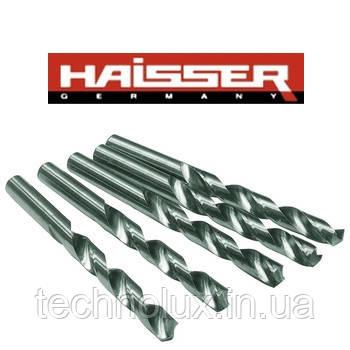 Сверло по металлу HAISSER 4.9х52х86мм