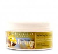 "Увлажняющий крем против трещин ""Масло арганы и мочевина"" - Cuccio Naturale Hydrating Heel Treatment"