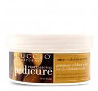 """Скраб-гоммаж для ног и тела """"Сахарный тростник и бамбук"""" - Cuccio Naturale Micro Exfoliatio"""