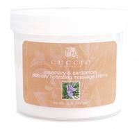 "Массажный крем, тонизирующий ""Розмарин и кардамон"" - Cuccio Naturale Massage Crème Rosemary & Cardamom"