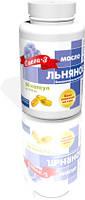 Масло льняное, 60 капсул по 1000 мг, РеалКапс, фото 1