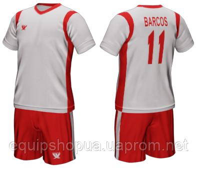 Волейбольная форма 11 BARCOS, фото 2