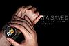 Умные часы Newwear Q8 Black с измерениям давления и Oled дисплеем, фото 6