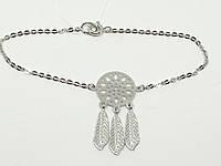 Срібний браслет. Артикул 90500944 17,5, фото 1