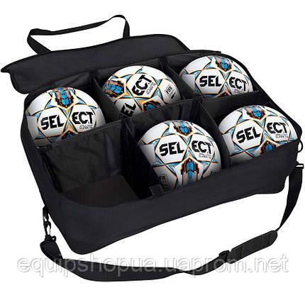 Чемодан для мячей Select Match Ball Bag (6 шт), фото 2