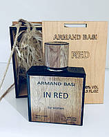 Подарочный набор Дерево VIP Armand Basi In Red 60 ml