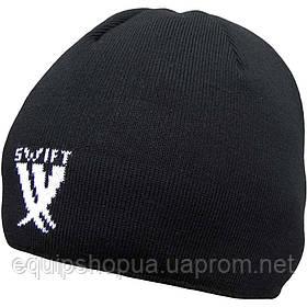 Шапочка зимняя SWIFT Beanie (черная)