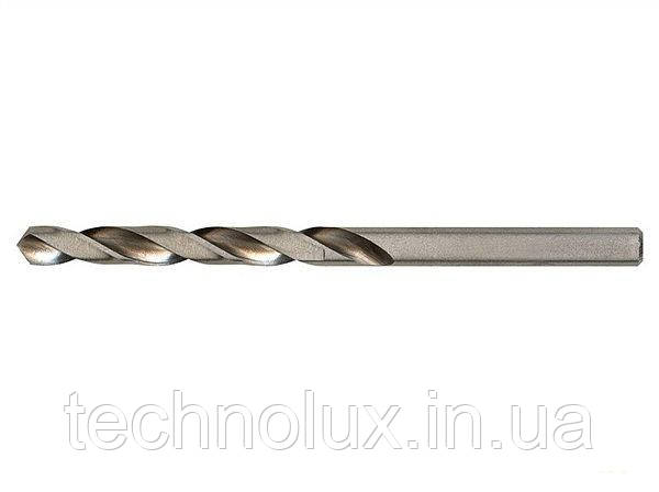 Сверло по металлу HAISSER 4.8х52х86мм