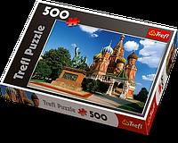 """Пазл Trefl 37131 """"Москва"""" 500 элементов"""