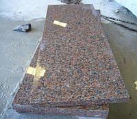 Плитка гранитная термообработанная