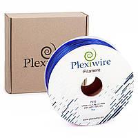 PETG пластик синего цвета Ø1.75мм для 3D принтера 300м (900г), 400м (1,185г)  от Plexiwire