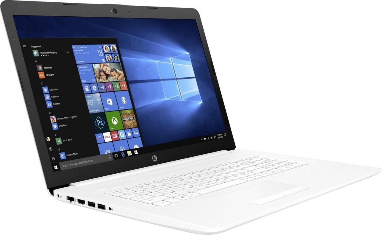 Ноутбук HP Notebook 15-da0223ur (4PM11EA) White