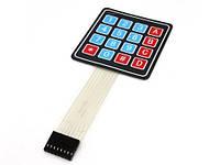 Клавиатура цифровая 4*4 16 кноп Keypad Keyboard Arduino AVR PIC ARM  Мембранная клавиатура на клейкой основе,
