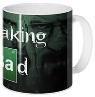 Кружка чашка Breaking Bad