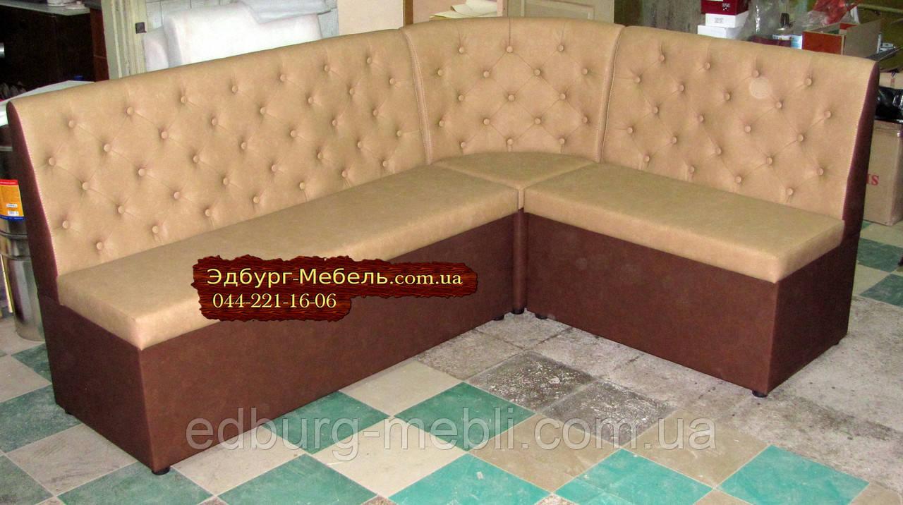 Кухонный диван Ренессанс-Бежевый 1500х2000мм