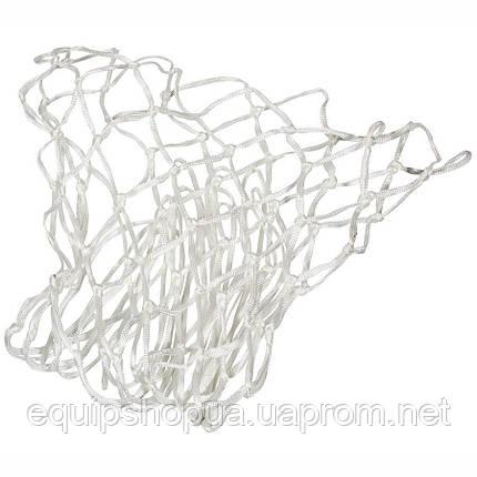 Сетка баскетбольная SELECT Basketball Net, (white), фото 2