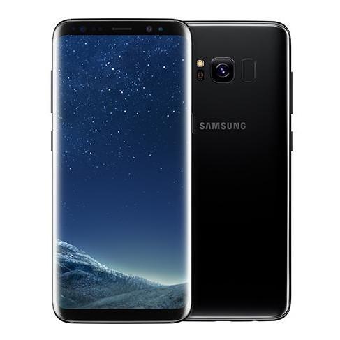 Смартфон Samsung Galaxy S8 G950F Single Sim 64GB Black