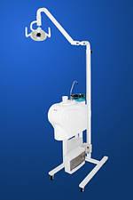 Передвижной блок плевательницы с стоматологическим светильником (Украина)