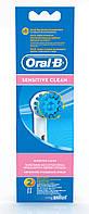 Насадка для электрической зубной щетки ORAL_B  Sensitive EBS17 2шт