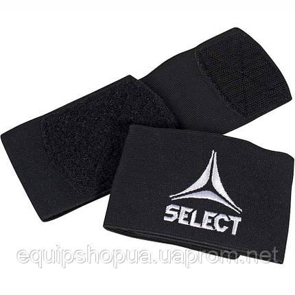 Держатель для щитков Holder/sleeve for shin guard (черный), фото 2