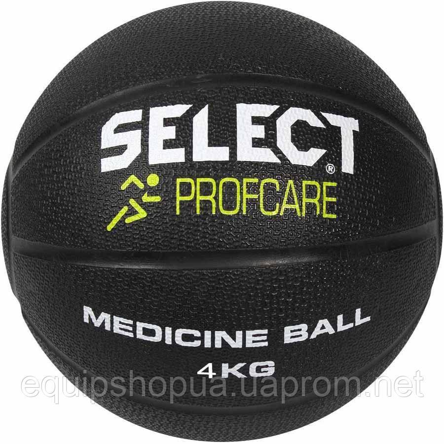 Медбол SELECT Medecine ball 4 кg