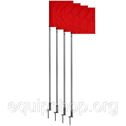 Флаги угловые SWIFT Corner flag, на пружине (4 шт), фото 2