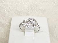 Серебряное кольцо с фианитами. Артикул 901-00414 16,5, фото 1