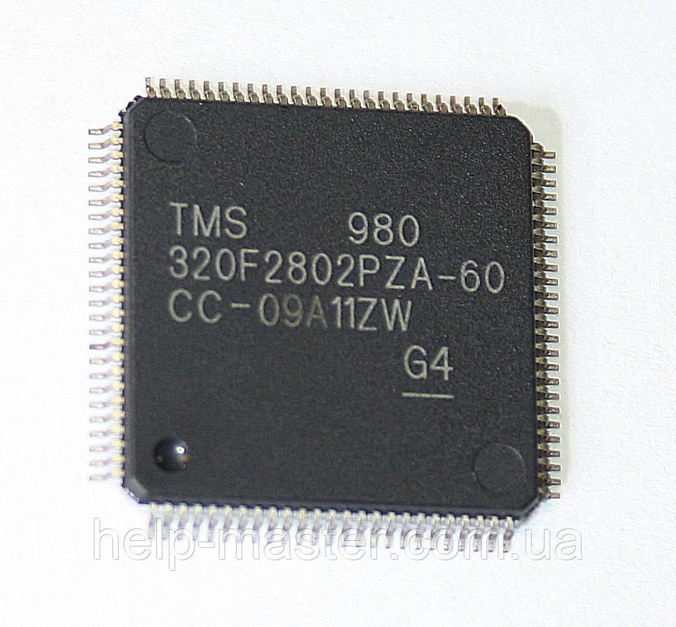 Микросхема TMS320F2802PZA-60 (LQFP-100)