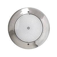 Прожектор светодиодный Aquaviva HT201S 252LED (18 Вт) RGB стальной, фото 1