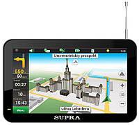 GPS-навигатор Supra SNP-507DT