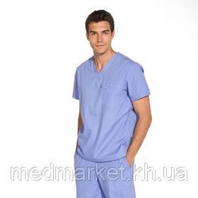 Мужская медицинская одежда – визитная карточка каждого врача