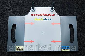 Дополнительный комплект подвижных платформ REDLINE с нагрузкой на ось до 10т