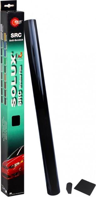 Тонувальна плівка Solux SRC 0.75 х 3 м Dark Black