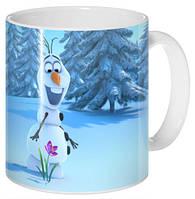 Кружка чашка Frozen