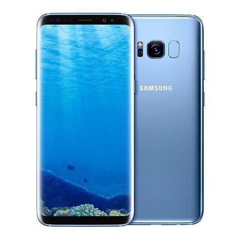 Смартфон Samsung Galaxy S8 G950F Single Sim 64GB Coral Blue