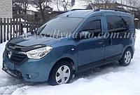 Мухобойка Renault Dokker (Vip-tuning)