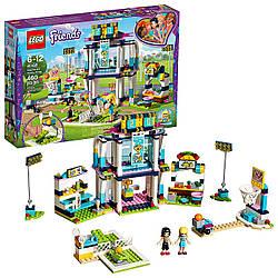 Lego Friends 41338 Stephanies Sports Arena. Стадіон Стефані (Конструктор Лего Френдс Стадион Стефани)