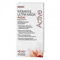Витамины  Womens Ultra Mega Active (180 cap)