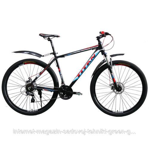 Велосипед Titan Flash 29″, алюминиевая рама (Украина)