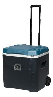 Изотермический контейнер Igloo MaxCold Quantum 52 с колесами (Синий)