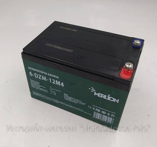 Аккумулятор для электровелосипеда 6-DZM-12, фото 2