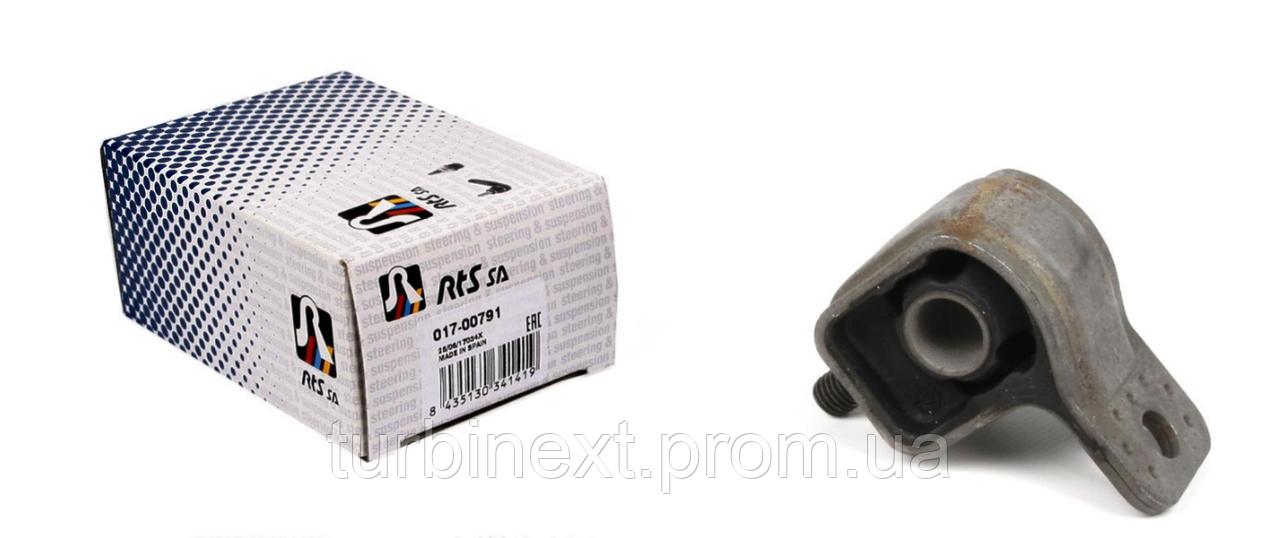 Сайлентблок рычага (переднего/снизу/сзади/внутри) Peugeot 405 87-96 (45x18xM12*1.75) RTS 017-00791