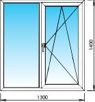 Окна из профиля КВЕ по оптовым ценам