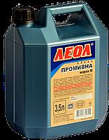 ЛЕОЛ Масло промывочное Моторное масло  3,5 л