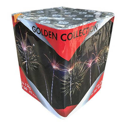 """Салютная установка """"Golden Collection"""" CGF-1305, фото 2"""