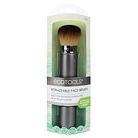 "Кабуки кисть для лица EcoTools ""Retractable Face Brush"" складная (1 шт)"